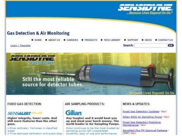 Sensidyne Corporation