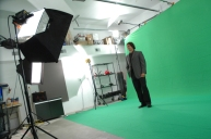 Portable and studio green screen video for the web. St. Louis, MO
