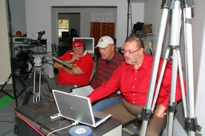 St. Louis video webstreaming team